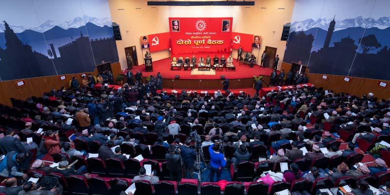 नेकपाको केन्द्रीय कमिटी बैठक अनिश्चित !