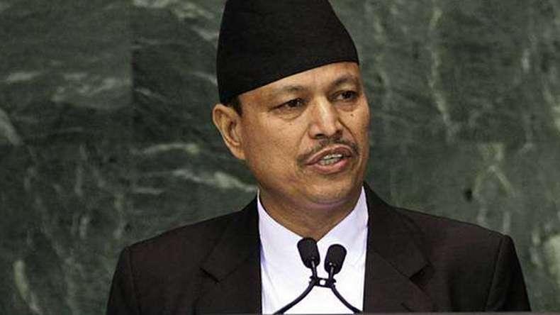 सरकारलाई विश्वासको मतको मतदानमा अनुपस्थित हुने नेपाल पक्षका सांसदहरुको निर्णय