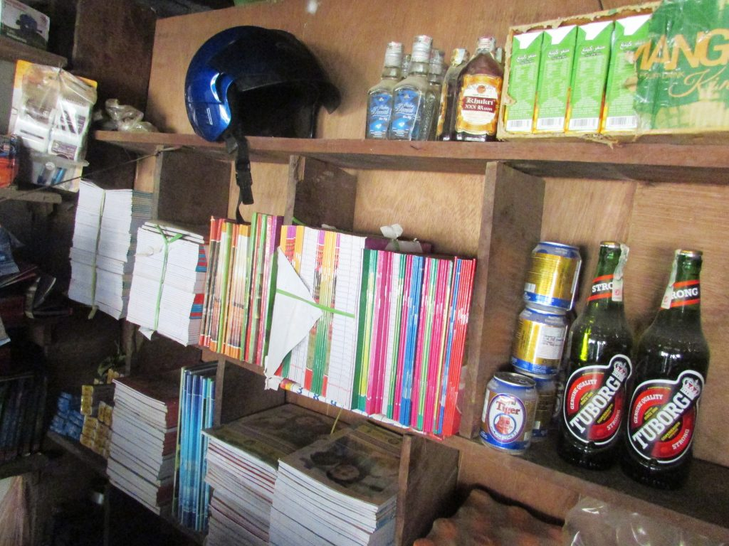 सल्यानमा ईजाजत नलिई मदिरा बिक्री वितरण गर्नेलाई कारवाही