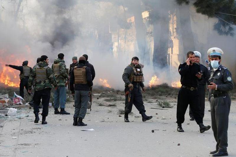 उत्तरी अफगानिस्तानमा भिडन्त, ८ प्रहरीसहित ५ तालिवानी लडाकुको मृत्यु