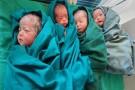 नुवाकोटकी एक महिलाले एकैपटक जन्माइन् पाँच शिशु