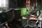 सुर्खेतमा पेट्रोल छर्केर वडा कार्यालयमा आगजनी