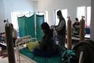 जिल्ला सल्यान अस्पताल कोरोना संक्रमितले भरियो