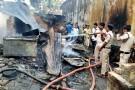 विहारमा ग्यास सिलिन्डर विस्फोट, एकै परिवारका ५ को मृत्यु